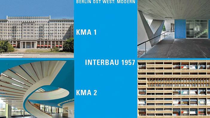 Berlin Ost West: Modern