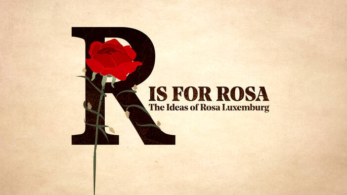 R Is for Rosa