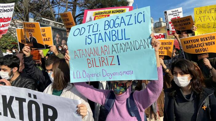 The Changing Face of Student Activism in Turkey