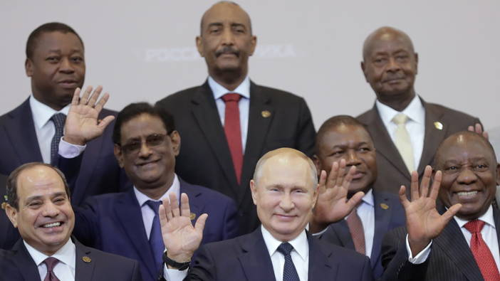 It's All About What Russia Can Offer Africa