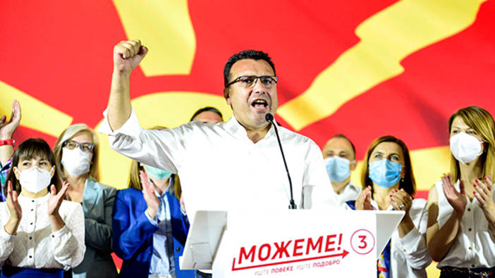 Elections in North Macedonia