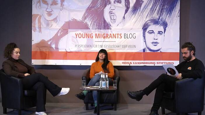 Young Migrant Voices 2020 - solidarisch digital
