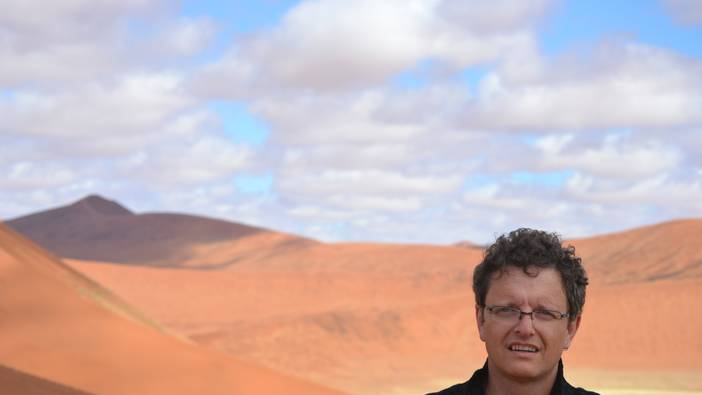 Writing Namibia from Afar