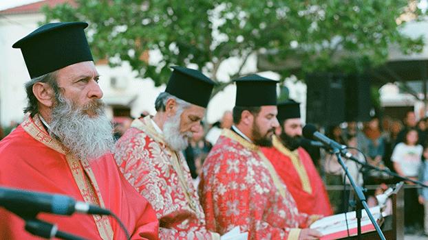 Authoritarianism and the Greek Orthodox Church - RLS