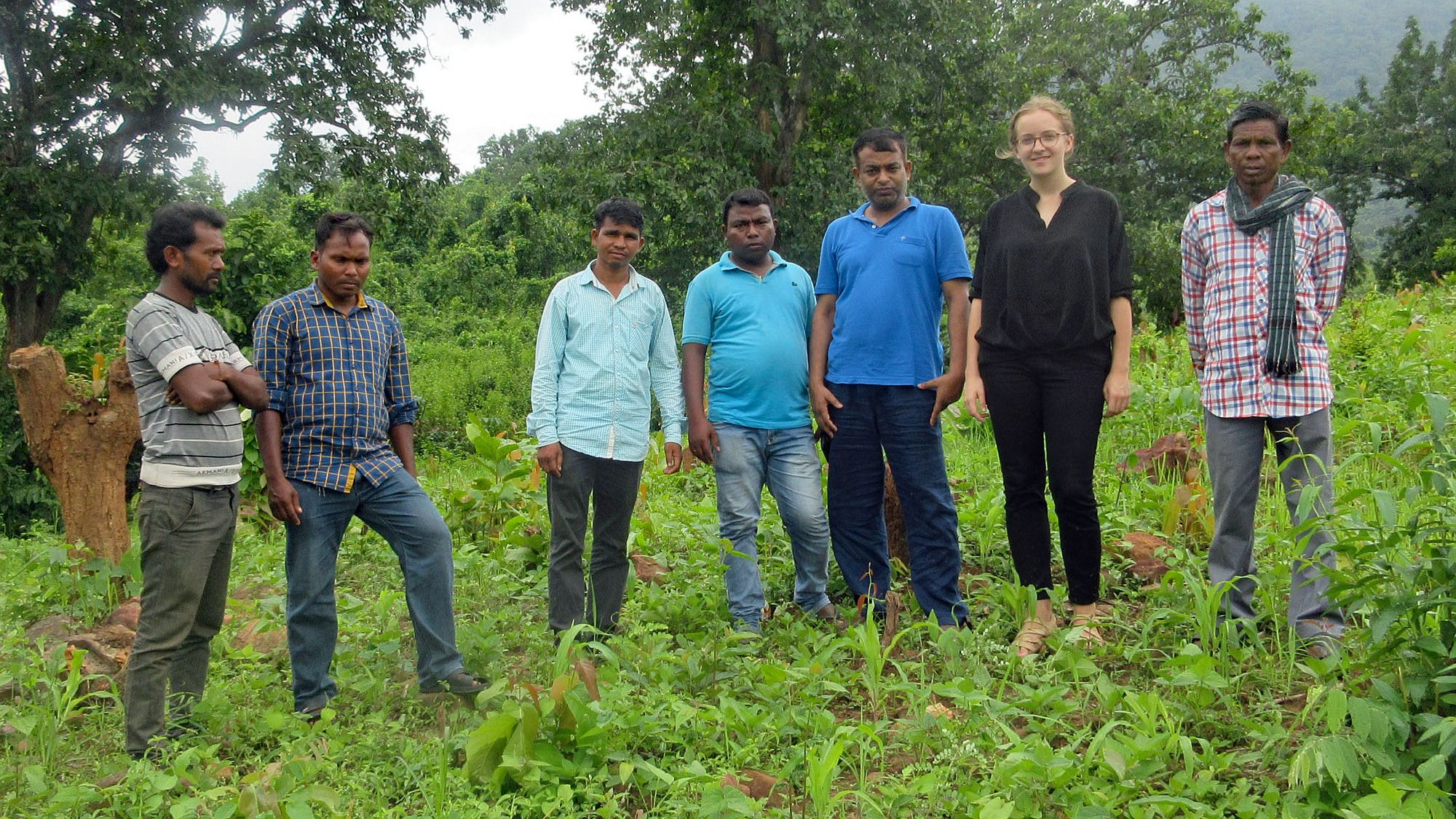 Partner RLS und Living Farms in Odisha/Indien