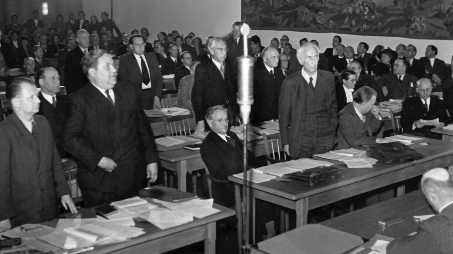 Historischer hintergrund des grundgesetzes