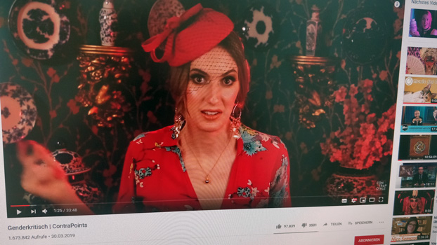 ContraPoints by Natalie Wynn