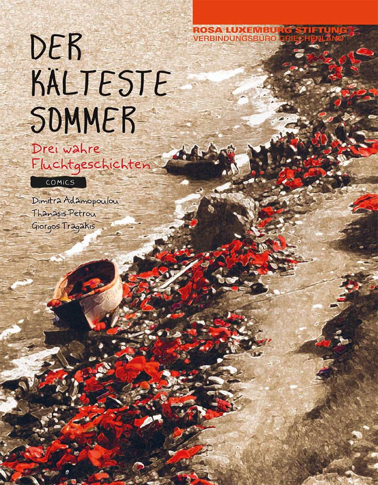 Titelbild von der Kältestes Sommer